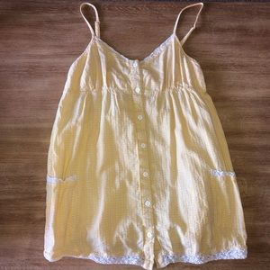 Vintage Roxy baby doll top